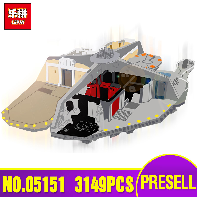 DHL Lepin 05151 Star Plan Series The Wars Legoingly 75922 Cloud City Set Building Blocks Bricks Kids Toys Christmas Gifts Model