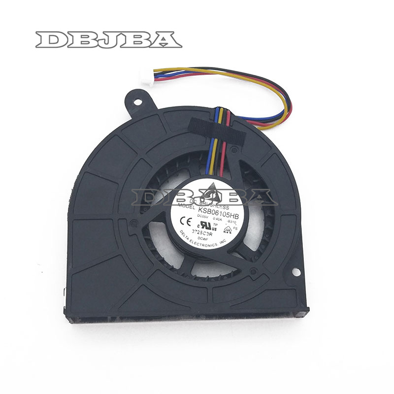 Вентилятор охлаждения процессора для Asus EeeBox B202 вентилятор 7M2E BDB05405HHB DC5V 0.36A 4 провода
