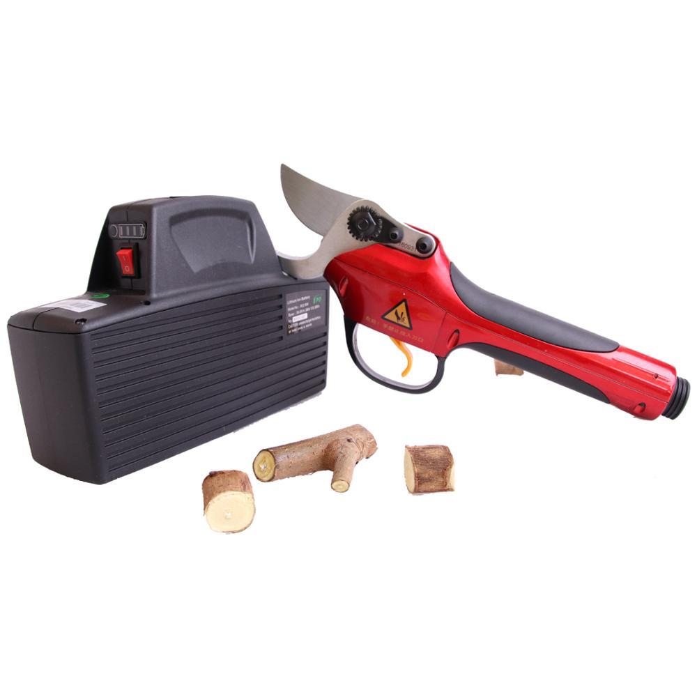 електрически ножици за подрязване - Градински инструменти - Снимка 2