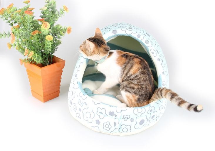 Pet Bed House Nest For Dog and Cat - Washable 10