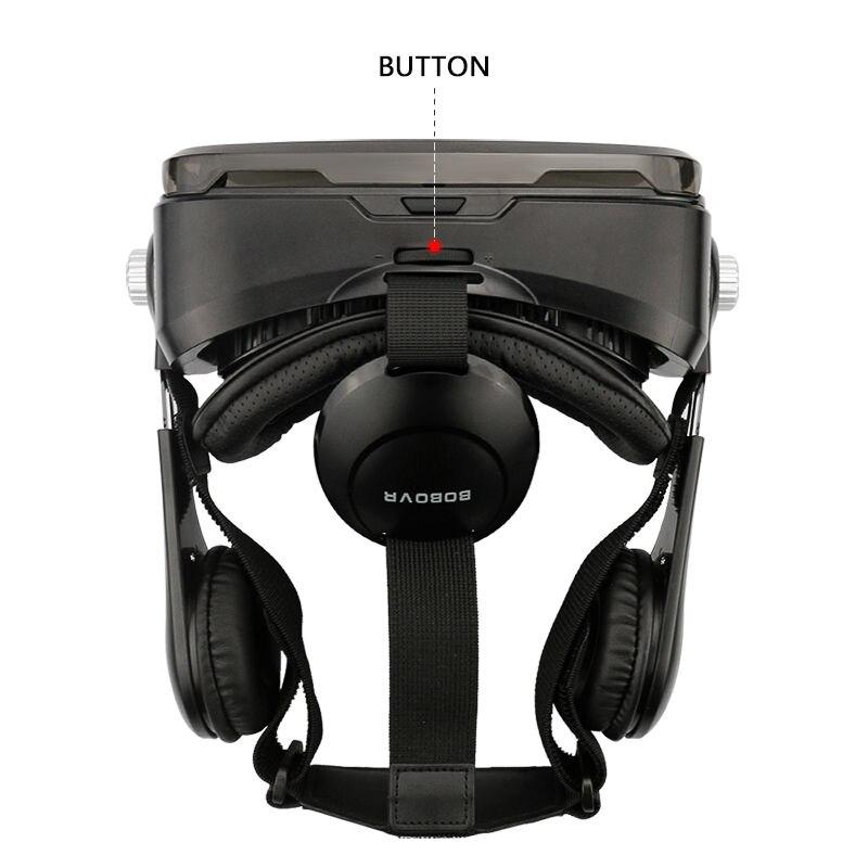 VR BOX BOBOVR Z4 Virtual Reality goggles 3D Glasses Google cardboard BOBO VR GLASSES Z4 Headset for 4.3 - 6.0 inch smartphones 15