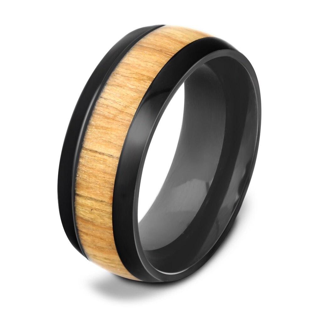 wooden wedding ring - Wood Wedding Rings For Men