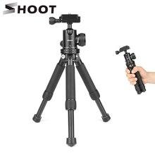 Легкий мини-штатив для камеры, штатив настольного типа для камеры GoPro Canon Nikon sony DSLR с шаровой головкой, аксессуары
