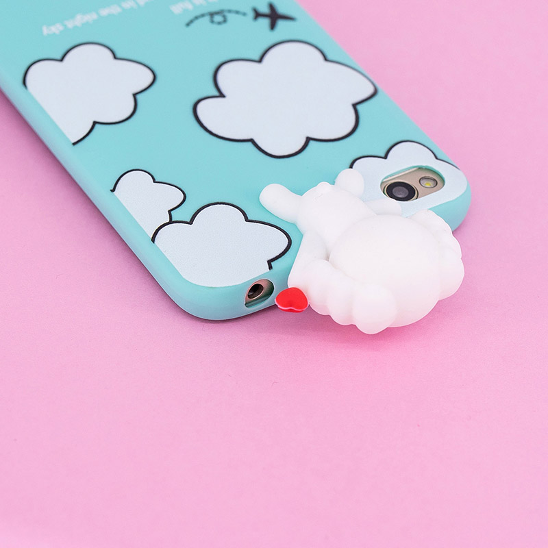 note 5 phone cases KeFo For Xiaomi Redmi 5A Note 5A Phone Cases 3D Squishy Animals Case Silicone Cover for Xiaomi Mi 5X MiA1 Mi5X (13)