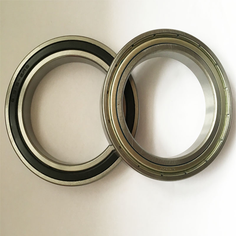 1pcs   SHLNZB Bearing 6811RS  6811-2RS 1000811 61811 6811ZZ 6811Z 6811-2Z Z2 Z3 P5 Deep Groove Ball Bearing 55*72*9mm