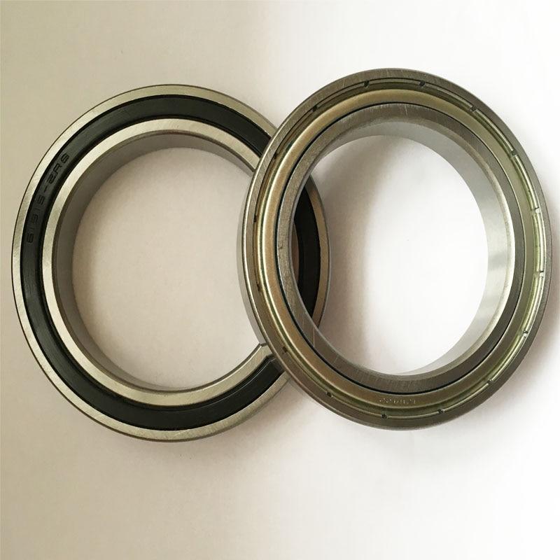 2pcs Thin 6811-2Z ZZ bearings Ball Bearing 6811ZZ 55 X 72 X 9mm