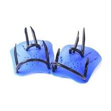 Профессиональные плавники для плавания тренировочные силиконовые перчатки для рук Padel ласты для взрослых детей FI-19ING для плавания