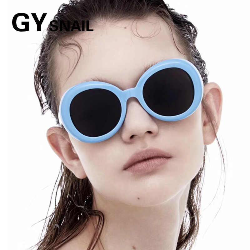 c184f0faa4 ... GY fashion women Sunglasses brand designer vintage retro new Sun Glasses  for female round sunglasses ladies ...