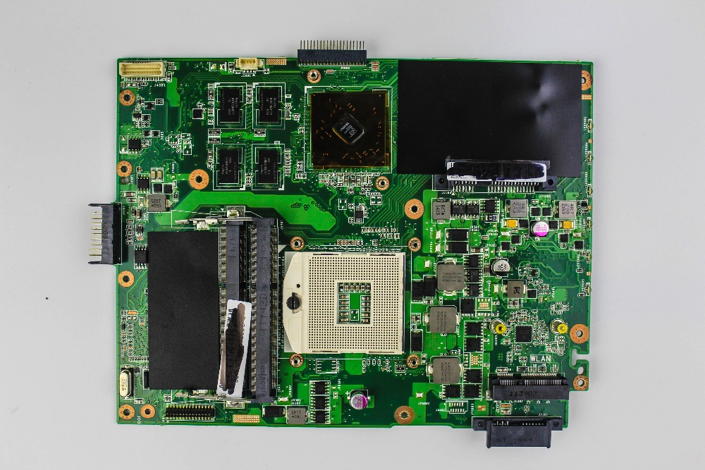 Hot selling 3.28 K52JU Laptop Motherboard for ASUS A52J K52J K52JR laptop 4 memory 512m rev2.3A ju m chrysanthemum tea herbal tea stone ju m premium ju m 50g