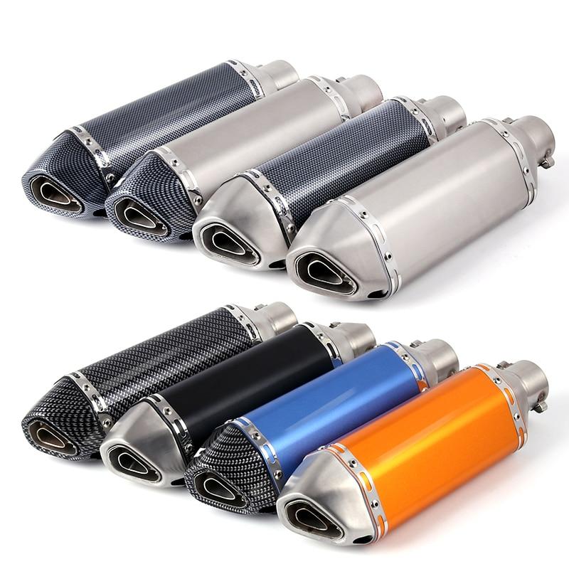Мотоцикл Полная система глушитель Escape slip on для bmw G310R G310GS G 310R G 310GS Средний контакт трубы с DB KILLER - 5