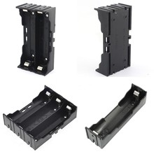 Plastic Battery Case Holder Storage Box For 18650 Rechargeable 3.7V