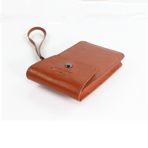 Image 4 - Кожаный чехол из натуральной воловьей кожи с ремнем для сотового телефона 5,0/5,5/6,3/6,4/7 дюймов, кожаный чехол для iphone, карман для хранения денег и карт