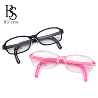 Kids Eye TR90 Glasses Children Square Optical Frame Kids Cute Baby Student Safe Healthy Non Toxic