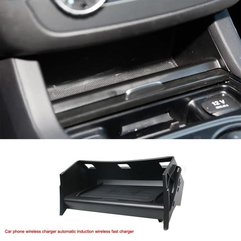 Chargeur de voiture sans fil Qi chargeur de Charge rapide pour mercedes-benz Gle Gls Gl Ml Grade Gls 350 Gls 63 - 5