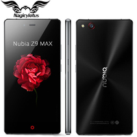 Original ZTE Nubia Z9 Max Mobile Phone 4G Snapdragon 615 Octa Core 5 5 IPS 1920x1080