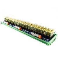 Реле один group модуль 24 способ совместимые NPN/PNP выходной сигнал PLC драйвер платы управления