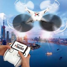 RC Drone Professionnel VS Syma X5C RC Quadcopter Télécommande Hélicoptère Hélicoptère Quadrocopter 2.4G 6 Axes 4CH X6 Noir blanc