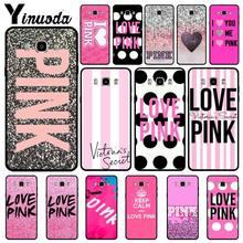 Black Pink Phone Case Samsung J2 Promotion-Shop for