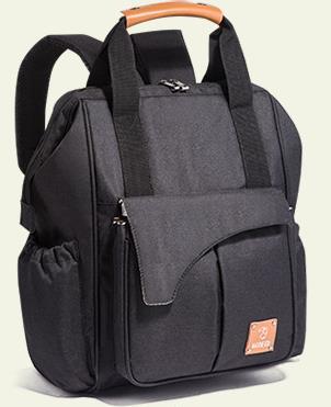 Promotion! Designer Mummy Maternity Nappy Bag Large Capacity Diaper Bag Nursing For Mom Travel