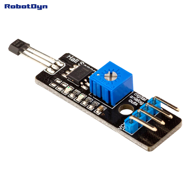 hall magnetic sensor with analog \u0026 digital outs proximity magnetic