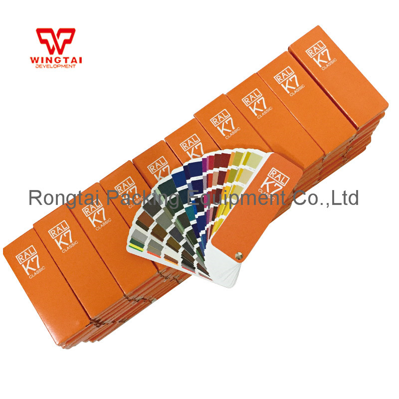 RAL K7 Original Germany RAL Color Chart 213 kinds of Colors Color Guide цена