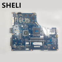 SHELI for LENOVO Y510P GT755 90003641 HD screen motherboard VIQY1 NM A032 DR3 maiboard 100%