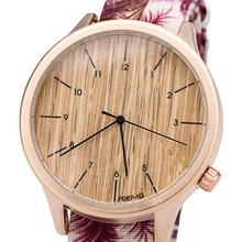 Waterproof Leather Watches For Women