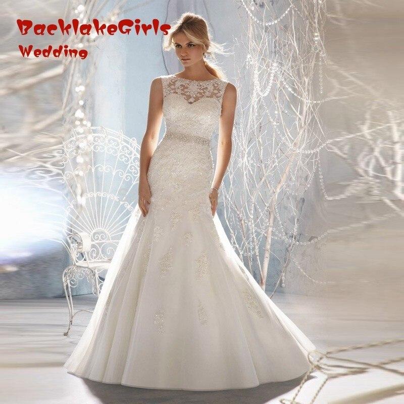 fashion romantic mermaid font b wedding b font font b dresses b font font b 2017