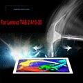 Закаленное Стекло-Экран Протектор Для Lenovo Tab 2 A10-30 X30 X30F X30M 10.1 дюймов Tablet 9 H Взрывозащищенный Передняя Протектор фильм
