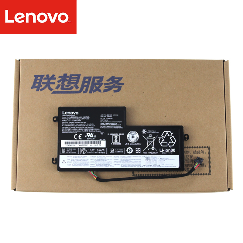 Original Laptop battery For Lenovo ThinkPad T440 T440S T450 T450S X240 X250 X260 X270 45N1110 45N1111 45N1112 11.1V 24WH 6 cell original laptop battery for t440s t440 x240 touch 45n1128 45n1129 10 8v 48wh