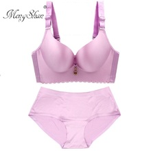 MengShan Large and small bra Fat mm gathers 200 kg AB cup thickens top support CDEF big size 46A 46B 110A 110B