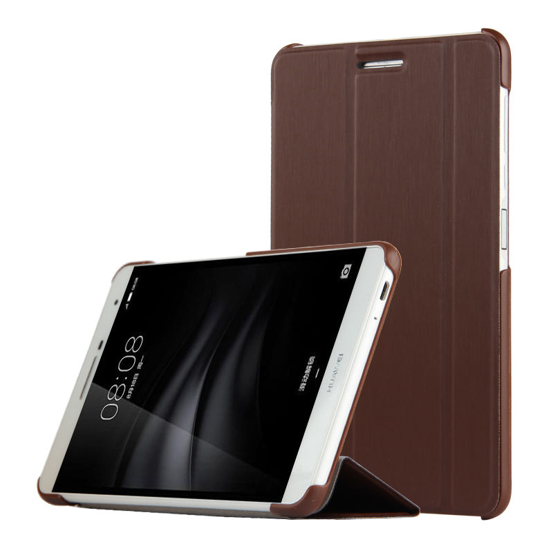 Case PU For Huawei Mediapad T2 7.0 Pro Smart Cover Leather Protective Tablet For HUAWEI Youth PLE-701L PLE-703L Case Protector