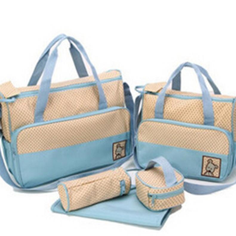 5PCSSet-Large-Diaper-Bag-baby-Diaper-Bags-Durable-Multifunctional-Big-Capacity-Nappy-Kids-Bags-Waterproof-Tote-Bags-For-Mom-T0036 (4)