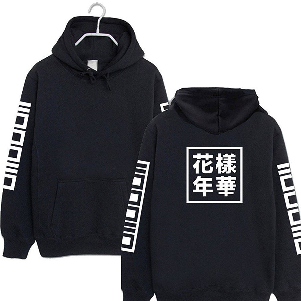 Mainlead In Bloom JUNG KOOK Rap Monster Merchandise BTS Cap Hoodie