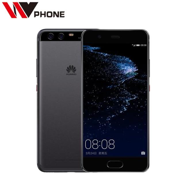 """Original Huawei P10 4G LTE Kirin 960 Octa Core 4G RAM 128G ROM 5.1""""1920x1080 FHD Dual Rear Camera Fingerprint NFC"""