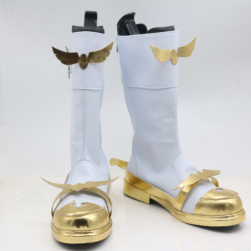 Fate Grand Order Astolfo Anime Cosplay Shoes Boots Halloween Carnival Party Costume Accessories