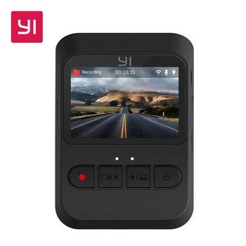 يي البسيطة داش كاميرا 1080 p FHD لوحة مسجل فيديو واي فاي سيارة كاميرا مع 140 درجة واسعة زاوية عدسة ليلة الليلية G-الاستشعار