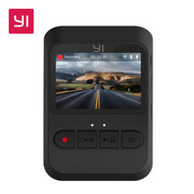 YI Mini Precipitare Della Macchina Fotografica 1080 p FHD Cruscotto Video Recorder Wi-Fi Videocamera per auto con 140 Gradi Wide-angle Lens Night vision G-Sensor
