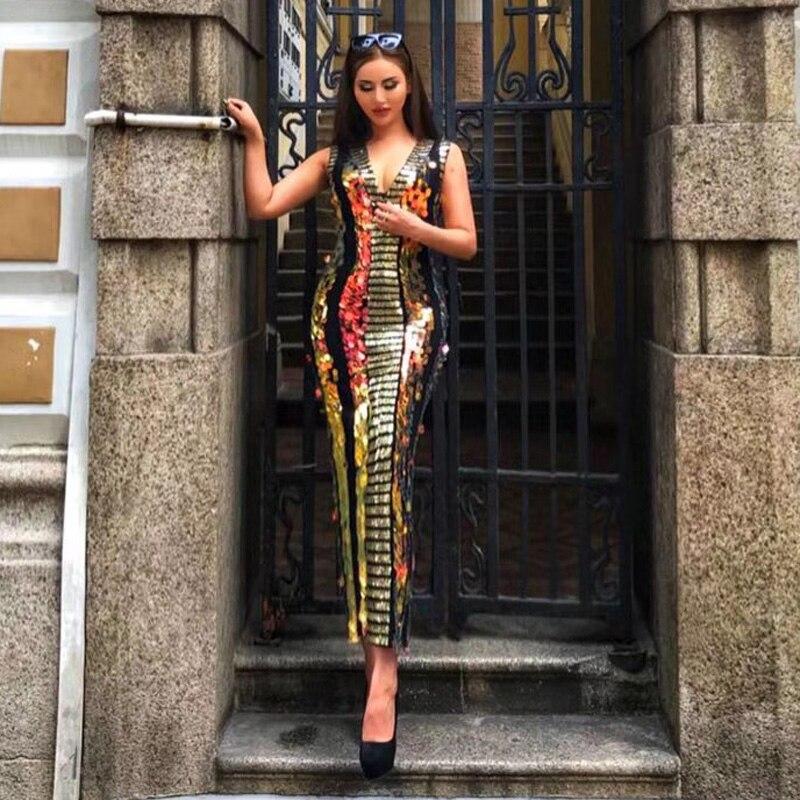 Aliexpress.com : Buy Summer Women Sequin Dress 2018 New