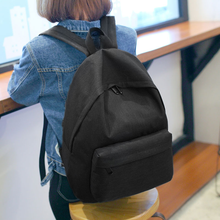 2019 New Korean Version Of The Solid Color Small Clear Package College Wind Bag Middle School Student Travel Computer