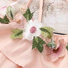 Mommy Daughter Women Flower Off Shoulder Dress