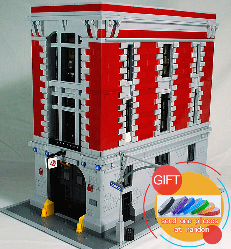 16001 4695Pcs Ghostbusters Firehouse Headquarters Model Building Kits Model set Compatible With 75827 Toys lepin icon of st sergius of radonezh 3d model relief figure stl format religion 3d model relief for cnc in stl file format