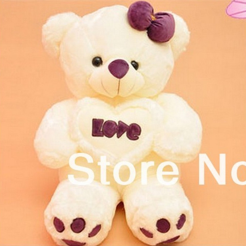 Toys And Love : Love teddy bear plush toy soft gift for