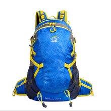 38L waterproof hiking backpack outdoor men women mountain camping climbing travel backpacks sport back bag