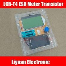 Последние LCR-T4 ESR метр Транзистор тестер Диод Триод Емкость Mos Mega328 Транзистор тестер+ чехол(не батарея