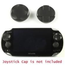 D pad تحرك زر العمل عبر الاتجاه مفتاح إضافي أعلى لاصقة لاصقة جزء لسوني Psvita PS Vita PSV 1000/2000 PSP 3000