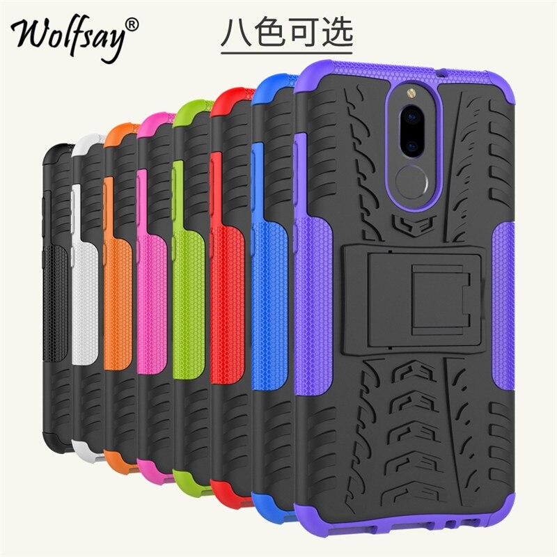 size 40 3ef1b 62319 Wolfsay Cover Huawei Mate 10 Lite Case Mate 10 Lite Tough Impact Rubber  Case Huawei Mate 10 Lite Phone Case Huawei Nova 2I Funda