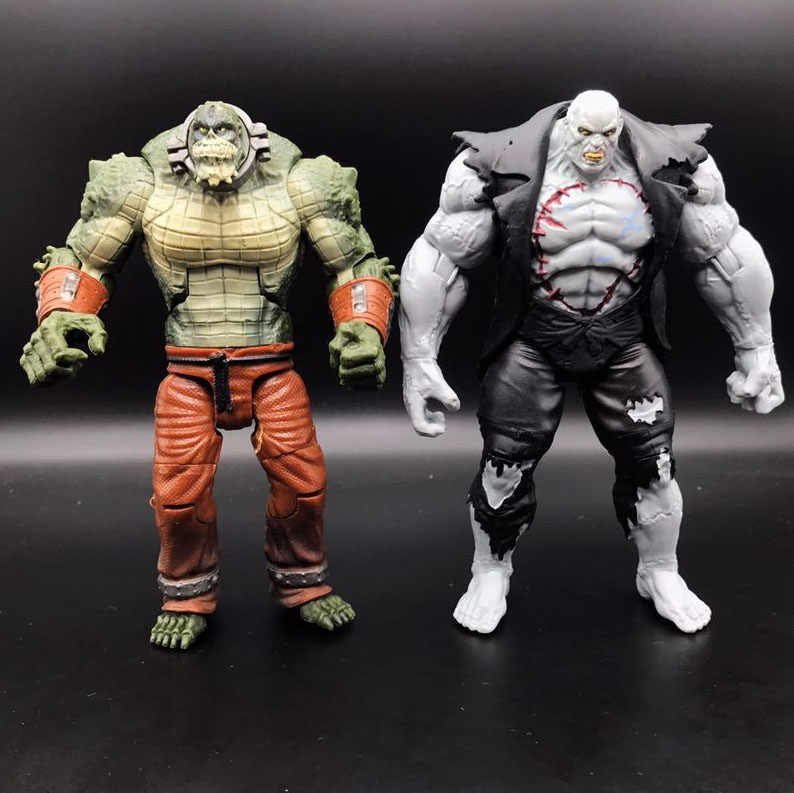DC Collectibles Multiverse Killiercorc vs Solomon Grundy Loose Action Figure
