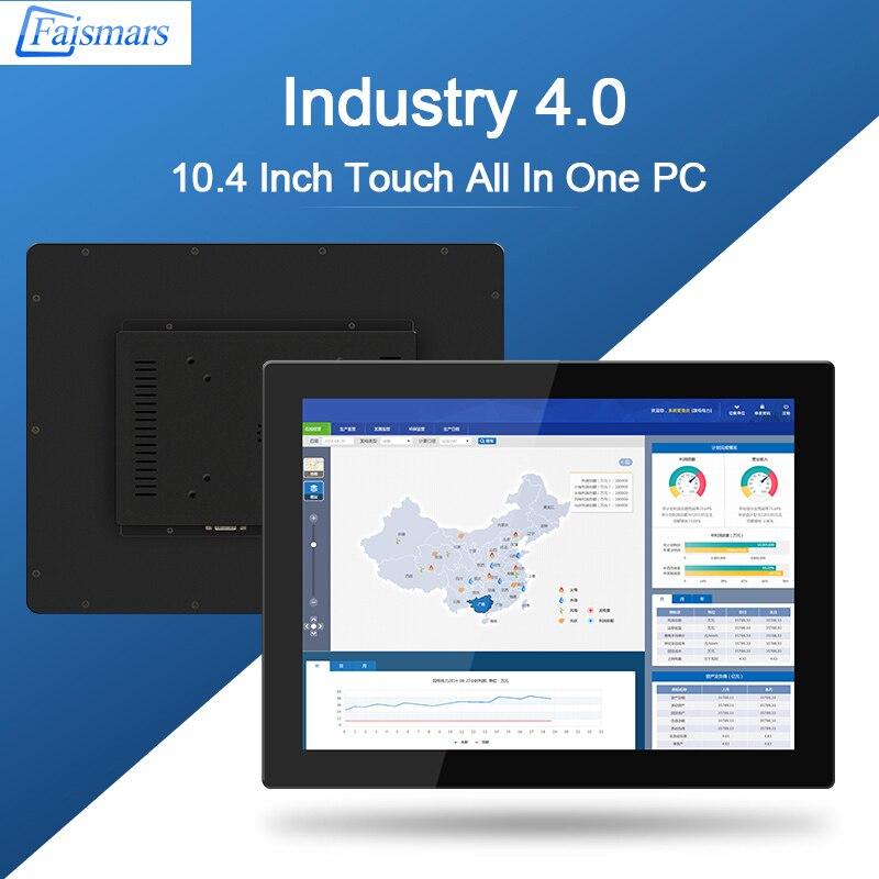 M104-AC03/ Faismars High Quality 4G RAM 64G SSD Intel Core I5 4300U 10.4