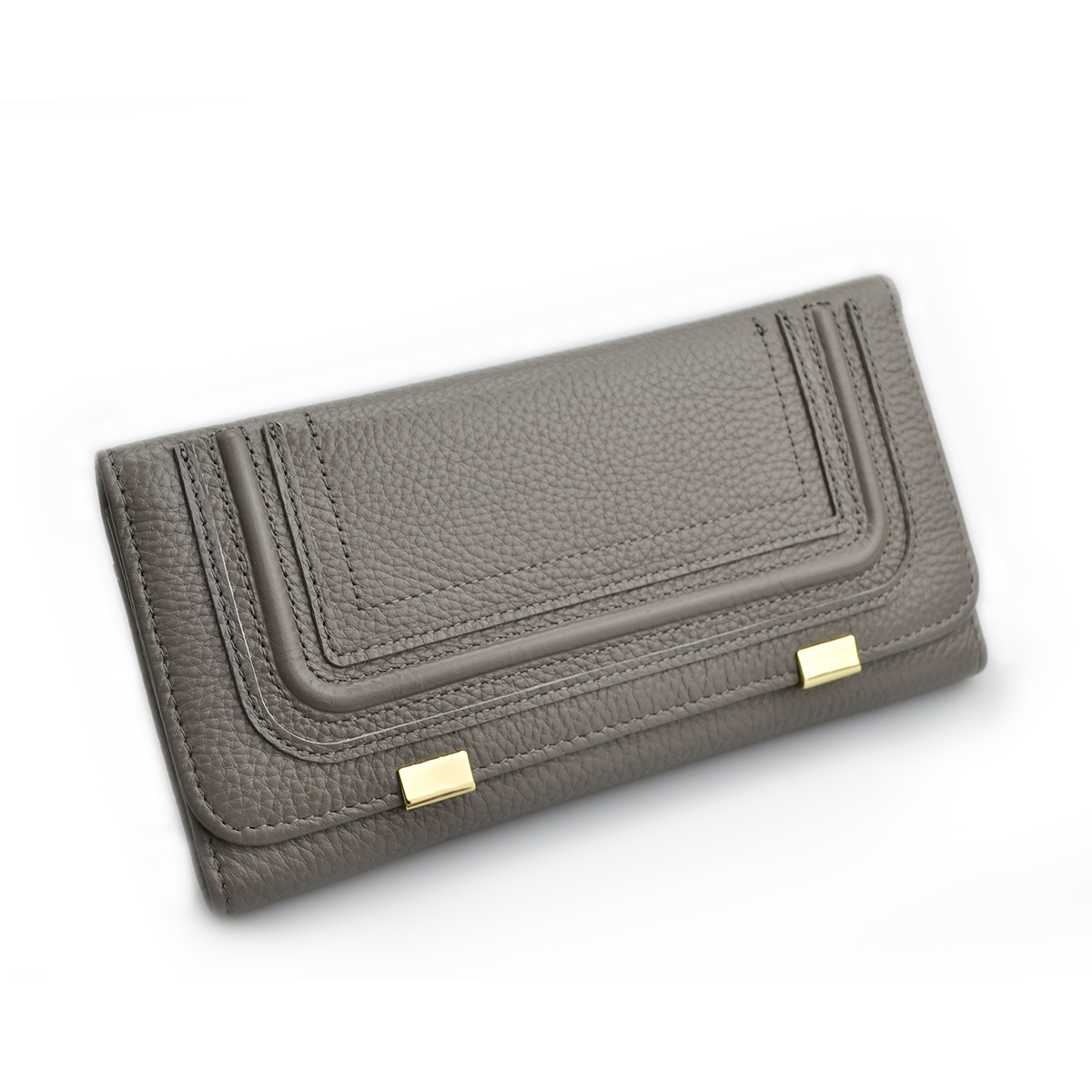 Women Genuine Leather Wallet Cow Leather Wallets Purse Solid  Long Hasp Large Capacity Ladies Purses With Coin Card Pocket brand double zipper genuine leather men wallets with phone bag vintage long clutch male purses large capacity new men s wallets
